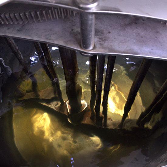 Fabrication savon liquide