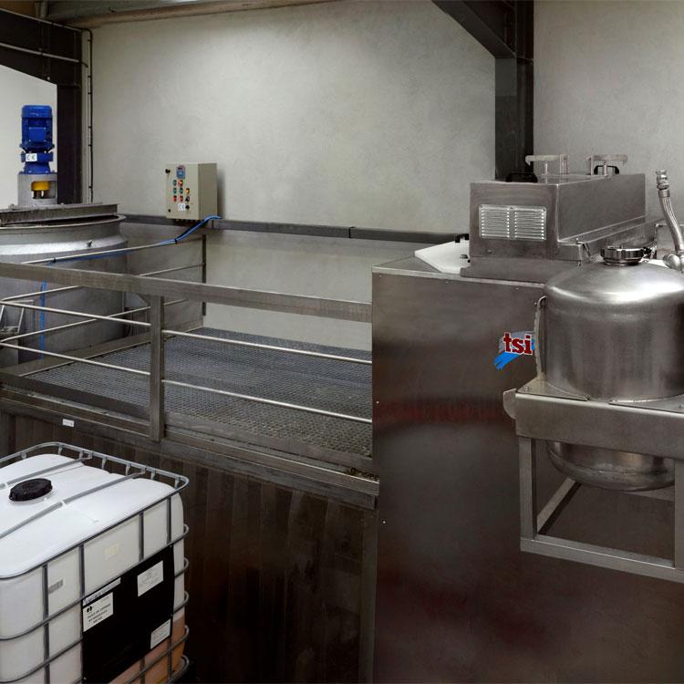 Fabrication de savon liquide